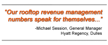 dulles rooftop revenue quote